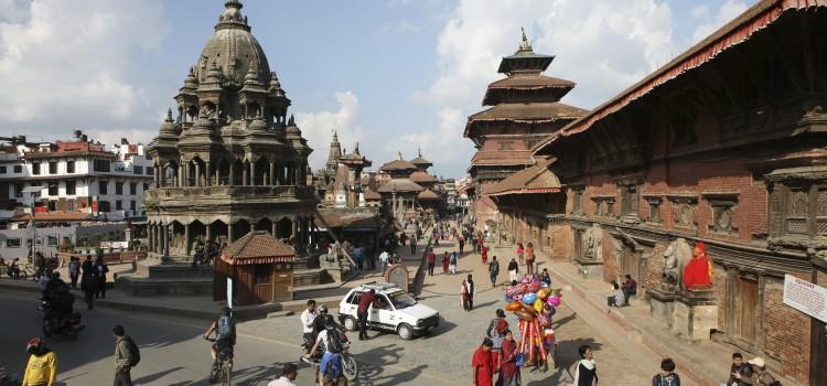 viajar a Nepal