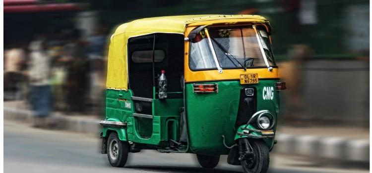 Cómo moverse en la India