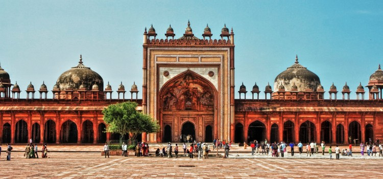 viajar a la India en junio