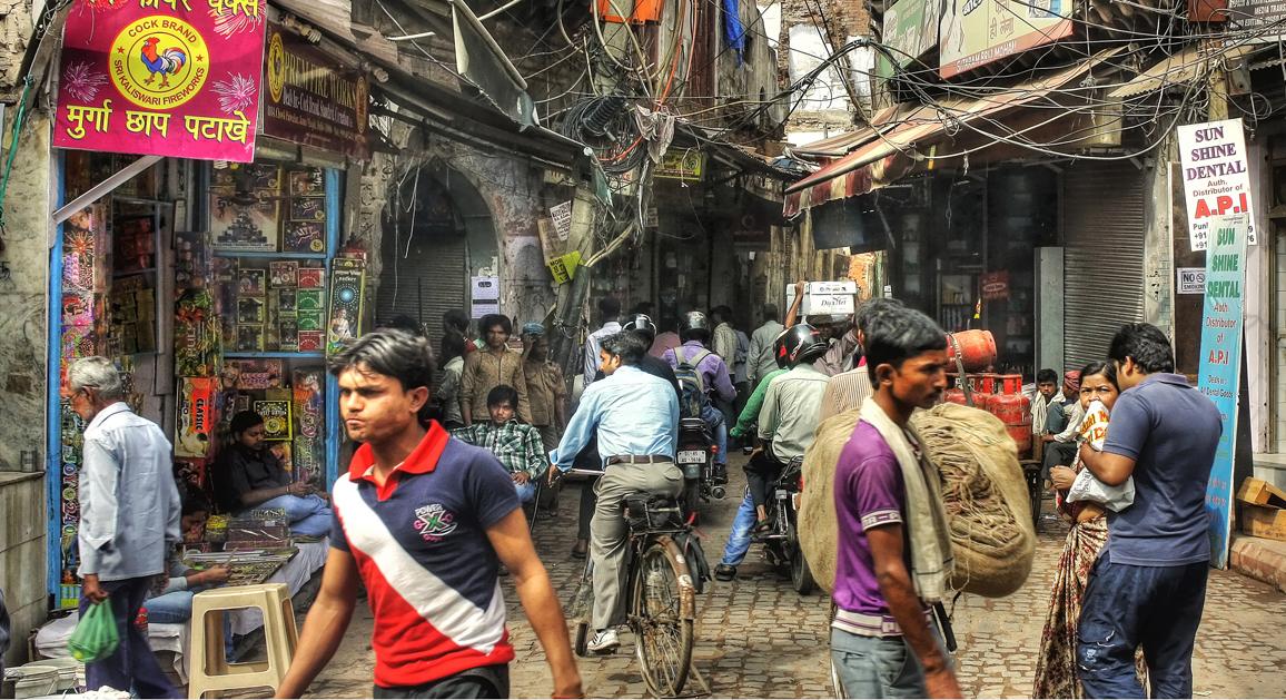 ropa para viajar a la India