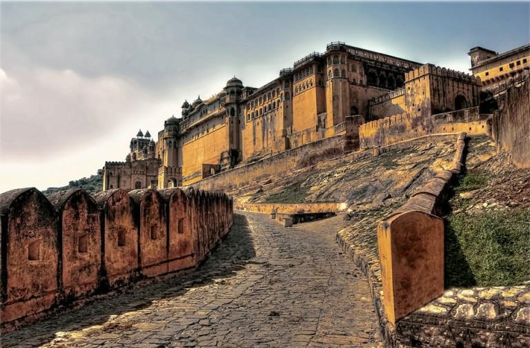 viajar a la India en otoño