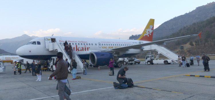 Cómo moverse en Bután