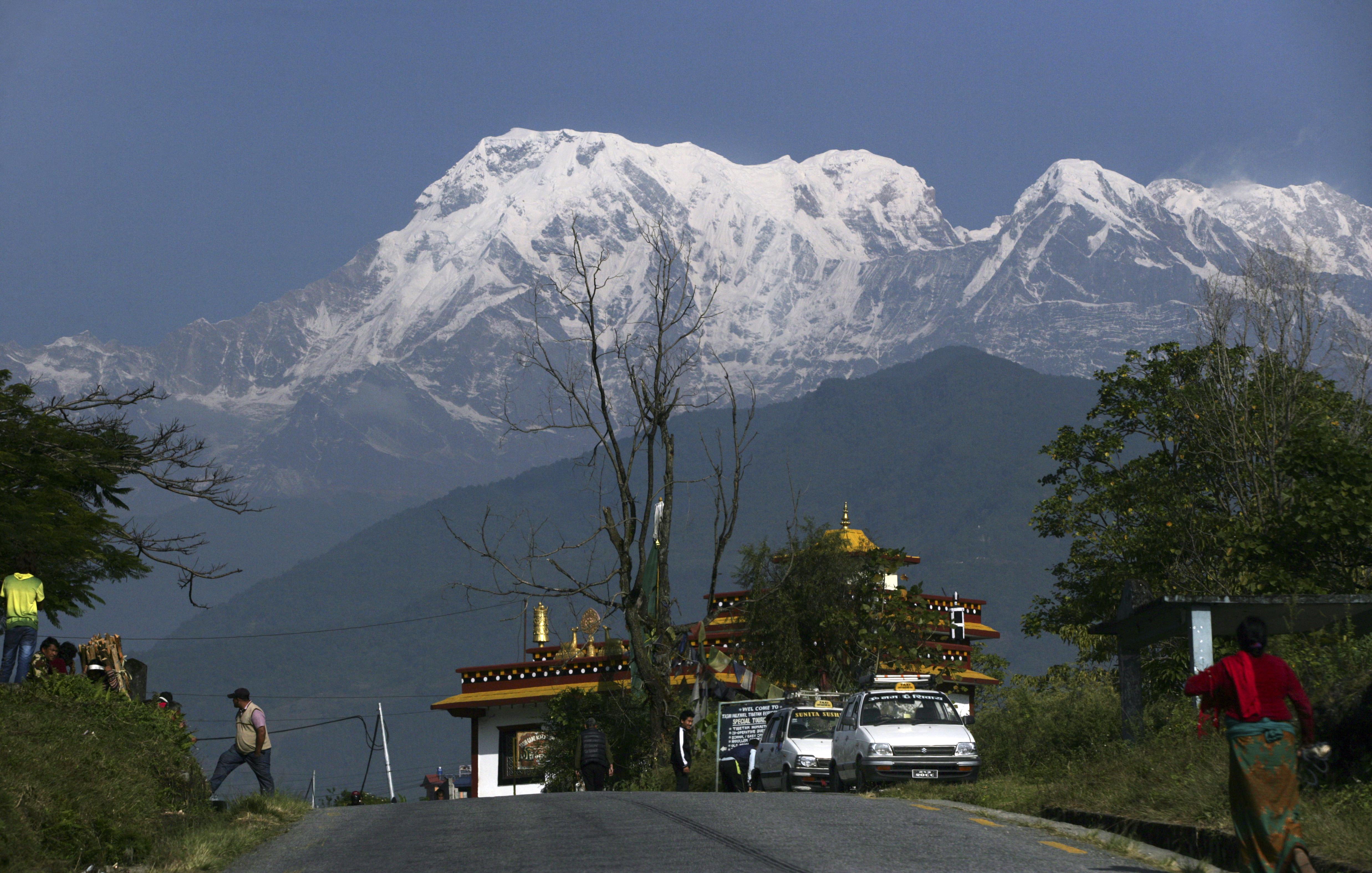 viajar a Nepal en invierno