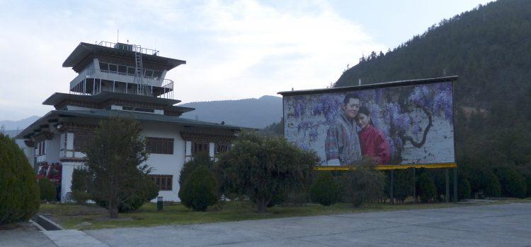 Cómo hablar por teléfono en Bután