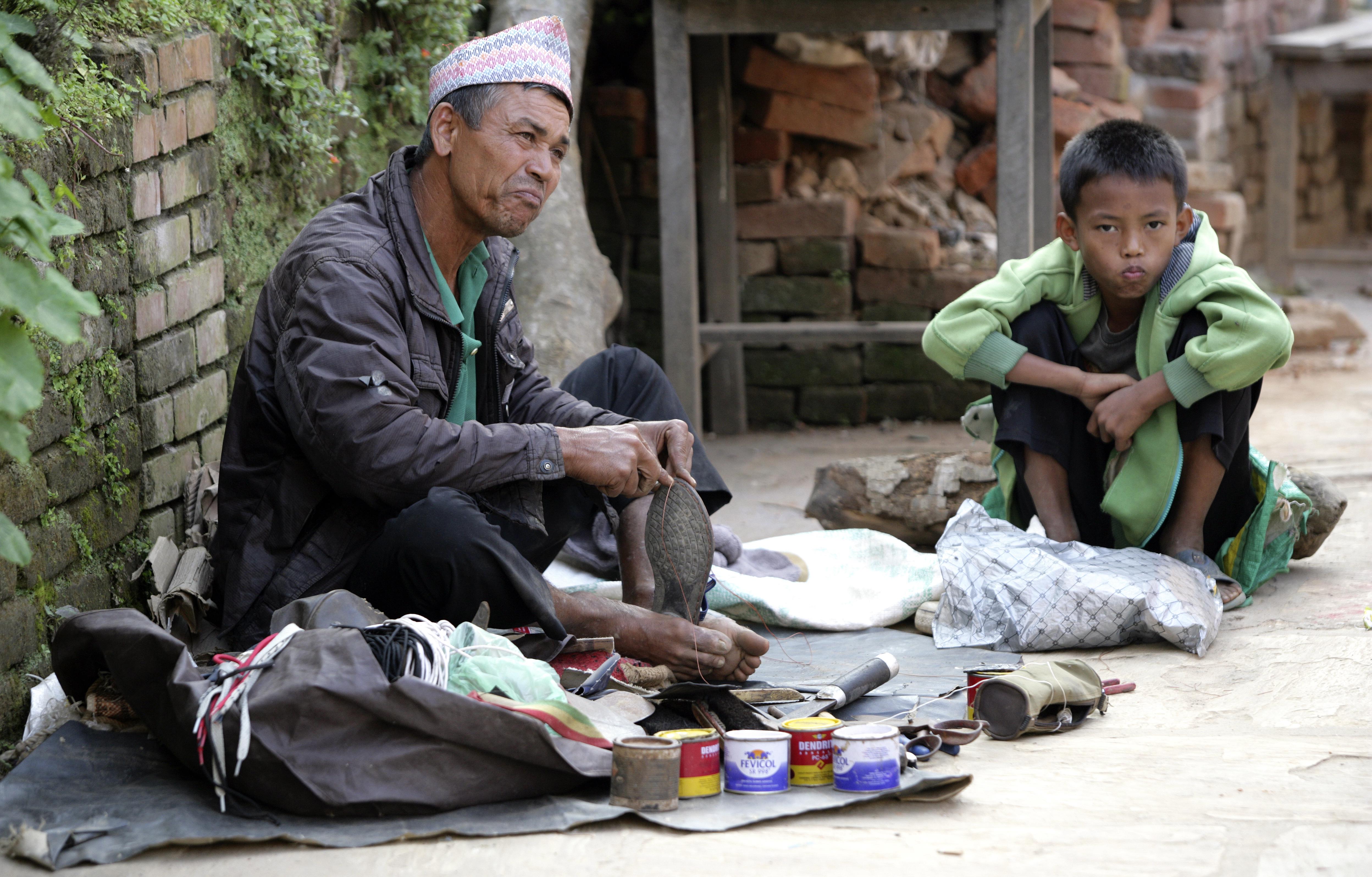 cómo moverse en Nepal