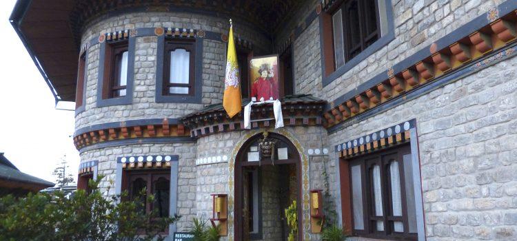 visado de turista para viajar a Bután