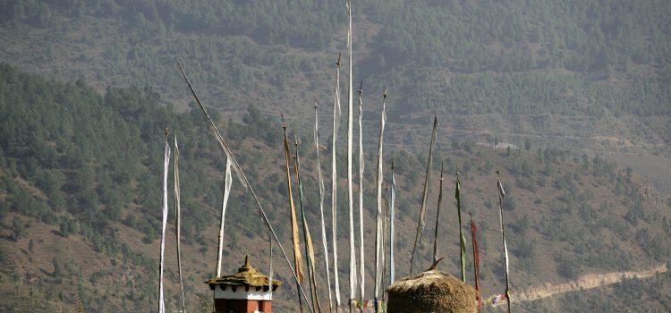 viajar a Bután en verano