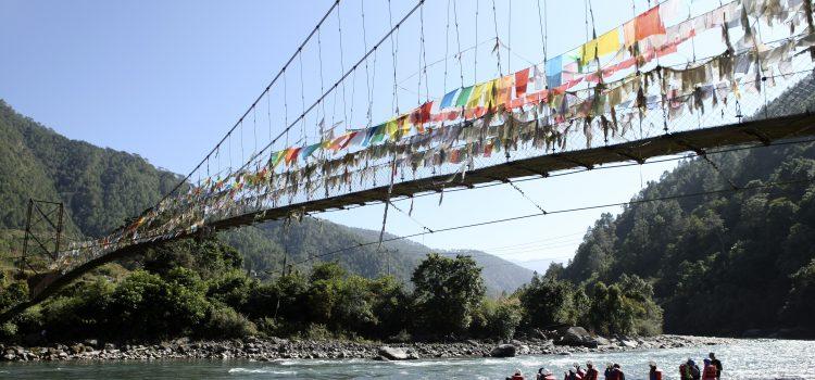 viajar a Bután en primavera